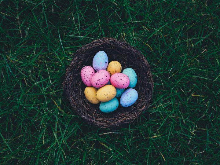 Ostern steht vor der Tür!